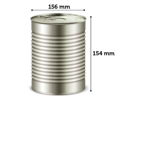BOTE RO-2650 3KG