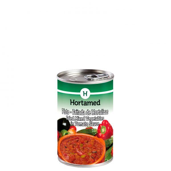 HORTAMED - PISTO FRITADA DE HORTALIZAS