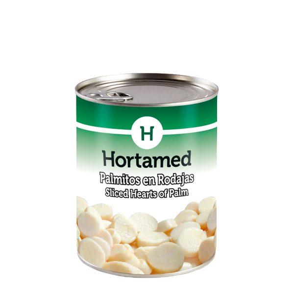HORTAMED - PALMITO EN RODAJAS