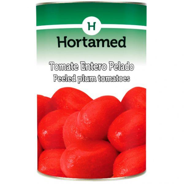 HORTAMED - TOMATE ENTERO PELADO